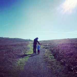 a perfect walk in Bodega Bay