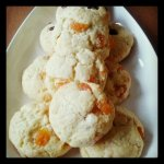 apricot & raisin scones
